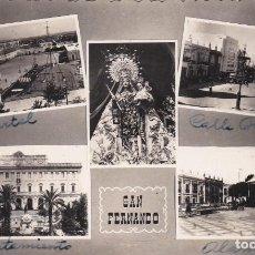 Postales: POSTAL DE SAN FERNANDO. Lote 124605767