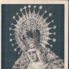 Postales: POSTAL SEVILLA - NTRA SRA DE LA ESPERANZA TRIANA - FOT SERRANO. Lote 175952314