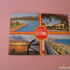 Postales: POSTAL DE ESTEPONA. ED. POSTALES COSTA DEL SOL.. Lote 125439643