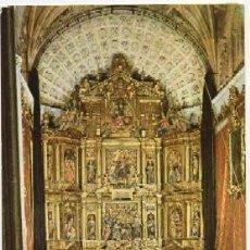 Postales: POSTAL DE ARCOS DE LA FRONTERA. PARROQUIA DE SANTA MARIA. ALTAR MAYOR P-ANARC-142. Lote 125715931