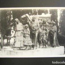 Postales: POSTAL SEVILLA. MAUSOLEO DEL TORERO. JOSÉ GÓMEZ GALLITO EN EL CEMENTERIO. . Lote 126328039