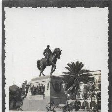 Postales: JEREZ DE LA FRONTERA Nº 10 MONUMENTO GENERAL PRIMO DE RIVERA .- ED. PAPELERIA JEREZANA . Lote 126428359