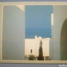 Postales: BONITA POSTAL ALMERIA MOJACAR. Lote 126796552