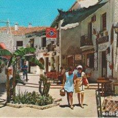Postales: (44) TORREMOLINOS. LA NOGALERA. Lote 126798303