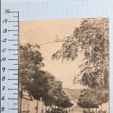 Postales: HUELVA. MINAS DE RÍO TINTO, CALLE HUERTAS.. Lote 127548511