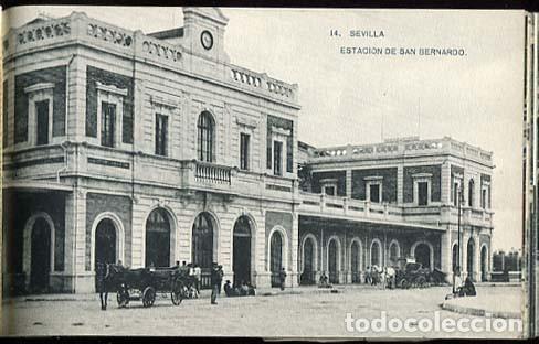 Postales: SEVILLA BLOC COMPLETO CON 20 POSTALES. ED. M. BARREIRO. - Foto 2 - 127662075