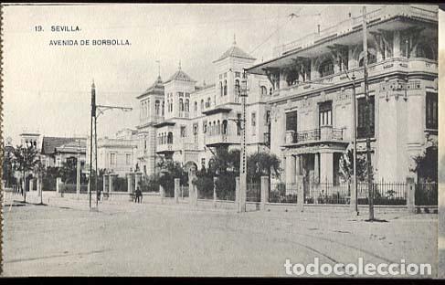 Postales: SEVILLA BLOC COMPLETO CON 20 POSTALES. ED. M. BARREIRO. - Foto 4 - 127662075