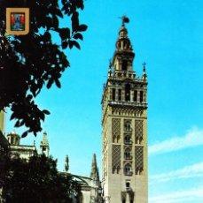 Postais: SEVILLA -LA GIRALDA- (DOMINGUEZ Nº 27) SIN CIRCULAR / P-4051. Lote 127812827