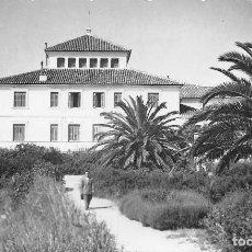 Postales: TORREMOLINOS (MÁLAGA).- HOTEL LA ROCA. Lote 127915963