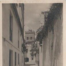 Postales: POSTAL FOTOGRAFICA - SEVILLA - BARRIO SANTA CRUZ - ED. MARGARA - NO ESCRITA -. Lote 128150503