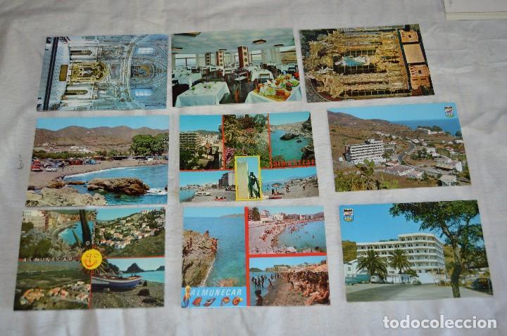 Postales: LOTE DE 36 POSTALES SIN CIRCULAR - ALMERIA, GRANADA, MALAGA Y CAMPO GIBRALTAR - ENVÍO 24H - Foto 5 - 144065718