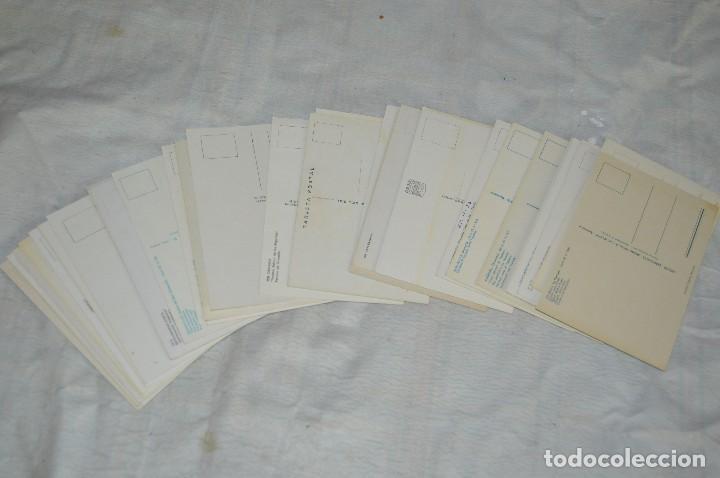 Postales: LOTE DE 36 POSTALES SIN CIRCULAR - ALMERIA, GRANADA, MALAGA Y CAMPO GIBRALTAR - ENVÍO 24H - Foto 6 - 144065718
