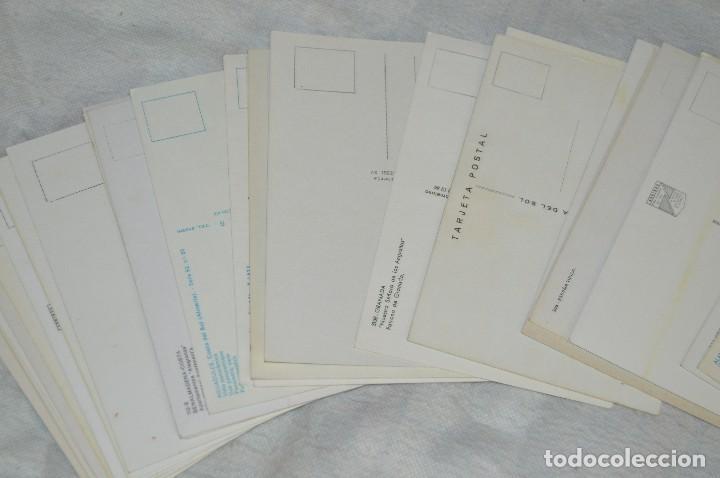 Postales: LOTE DE 36 POSTALES SIN CIRCULAR - ALMERIA, GRANADA, MALAGA Y CAMPO GIBRALTAR - ENVÍO 24H - Foto 8 - 144065718