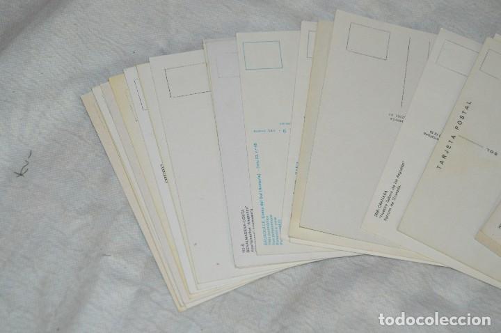 Postales: LOTE DE 36 POSTALES SIN CIRCULAR - ALMERIA, GRANADA, MALAGA Y CAMPO GIBRALTAR - ENVÍO 24H - Foto 9 - 144065718