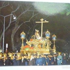 Postales: POSTAL MALAGA SEMANA SANTA- LA PIEDAD. Lote 128356095