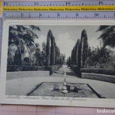Postales: POSTAL DE SEVILLA. AÑOS 10 30. ALCÁZAR, UNA VISTA DE LOS JARDINES. 23 RYR. 278. Lote 128390923