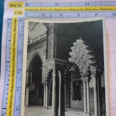 Postales: POSTAL DE SEVILLA. AÑOS 10 30. ALCÁZAR, PATIO DE LAS DONCELLAS. 5 JC. 285. Lote 128391203