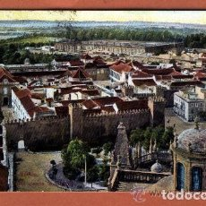 Postales: UNA POSTAL - DE SEVILLA VISTA DE LA GIRALDA CIRCULADA EL AÑO 1938 EDITOR TOMAS SANZ. Lote 128410415
