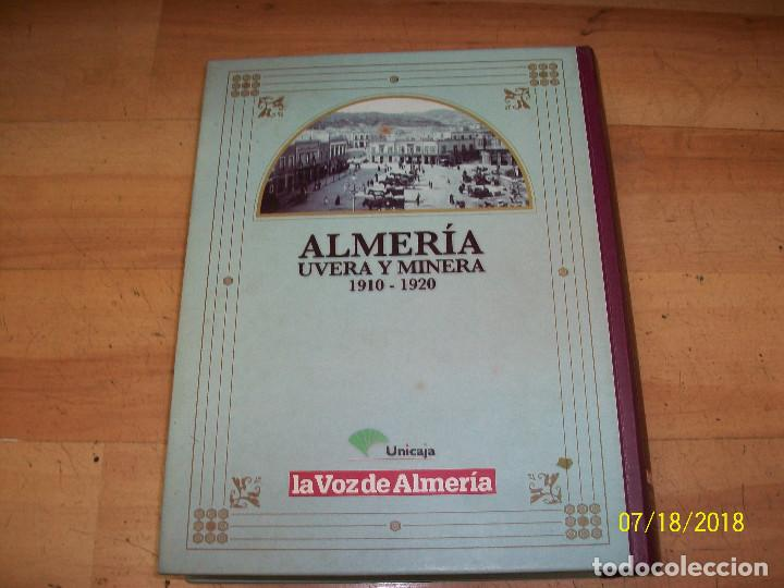 Postales: ALMERIA-UVERA Y MINERA-ALBUM COMPLETO CON 152 PORTALES - Foto 2 - 128473427