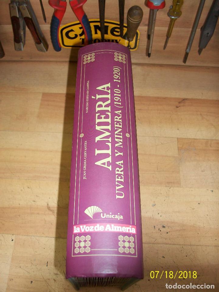 Postales: ALMERIA-UVERA Y MINERA-ALBUM COMPLETO CON 152 PORTALES - Foto 3 - 128473427