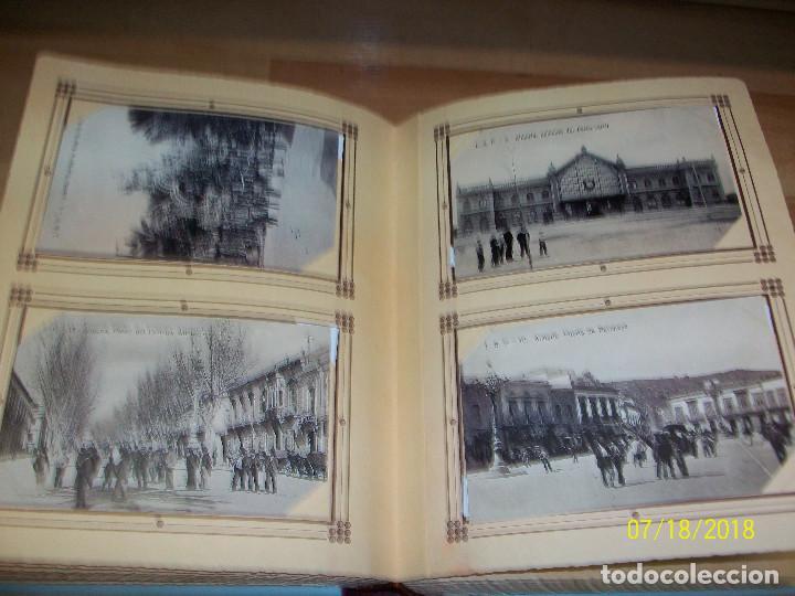Postales: ALMERIA-UVERA Y MINERA-ALBUM COMPLETO CON 152 PORTALES - Foto 4 - 128473427