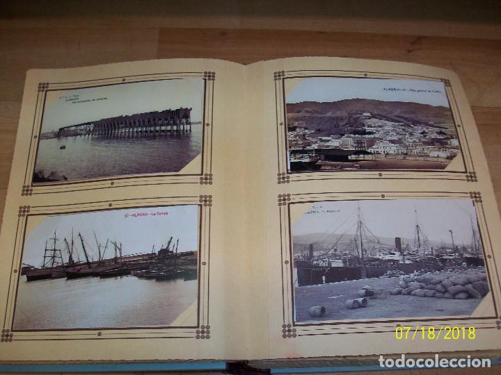 Postales: ALMERIA-UVERA Y MINERA-ALBUM COMPLETO CON 152 PORTALES - Foto 5 - 128473427