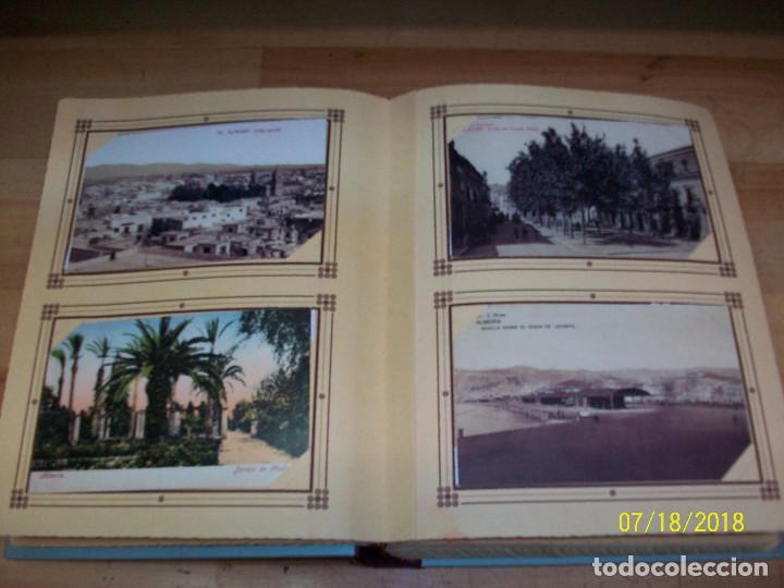 Postales: ALMERIA-UVERA Y MINERA-ALBUM COMPLETO CON 152 PORTALES - Foto 6 - 128473427