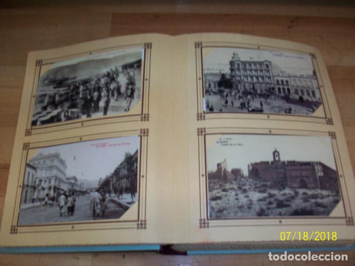 Postales: ALMERIA-UVERA Y MINERA-ALBUM COMPLETO CON 152 PORTALES - Foto 7 - 128473427