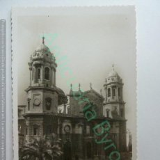 Cartes Postales: CÁDIZ. SANTA CATEDRAL. FACHADA PRINCIPAL. ED. ARRIBAS. Lote 128514699