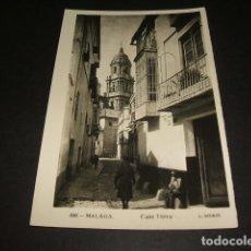 Postales: MALAGA CALLE TIPICA. Lote 128584519