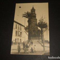Postkarten - UTRERA SEVILLA POSTAL FOTOGRAFICA HACIA 1915 ASPECTO URBANO - 128691259