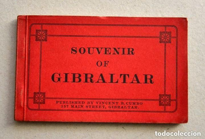 Postales: antiguas 10 postales Souvenir of Gibraltar Vincent B. Cumbo 157 main street - Foto 4 - 128949487