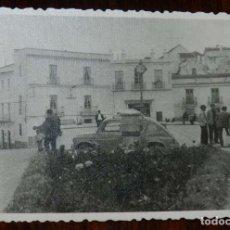 Postales: ANTIGUA FOTOGRAFIA DE ALCALA DE LOS GAZULES (CADIZ), MIDE 10,3 X 7,3 CMS., UN POCO MAS PEQUEÑA QUE U. Lote 129377703