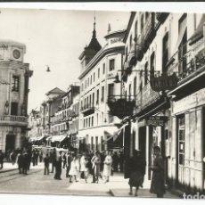 Postales: LINARES - CALLE JOSÉ ANTONIO - Nº 1076 ED. PAP. SEGUNDO. Lote 129463831