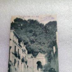 Postales: POSTAL ALHAMBRA PUERTA DE LAS GRANADAS COLECCION GRANADINA NUM 81 FRANCISCO ROMAN FERNANDEZ GRANADA. Lote 130319082