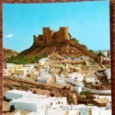 Postales: ALMERIA - ALCAZABA Y LA CHANCA. Lote 130381322