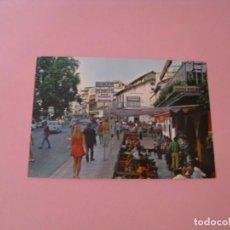 Postales: POSTAL DE TORREMOLINOS. PLAZA COSTA DEL SOL. ED. BEASCOA.. Lote 130525918