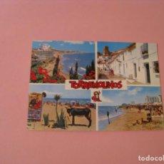 Postales: POSTAL DE TORREMOLINOS. COSTA DEL SOL. ED. BEASCOA.. Lote 130525982