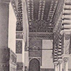 Postales: SEVILLA - ALCAZAR PATIO DE LAS DONCELLAS - POSTAL STENGEL & CO 28015 - CIRCULADA CON SELLO EN 1904. Lote 130556054