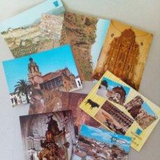 Postales: LOTE DE 9 POSTALES DE RONDA AÑOS 60.. Lote 131190316