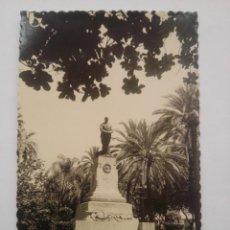 Cartoline: TARJETA POSTAL. Nº 10. MÁLAGA. JARDINES PARQUE M. COMANDANTE BENITEZ. AÑOS 50-60. HIJOS DE GALLEGOS. Lote 131759146