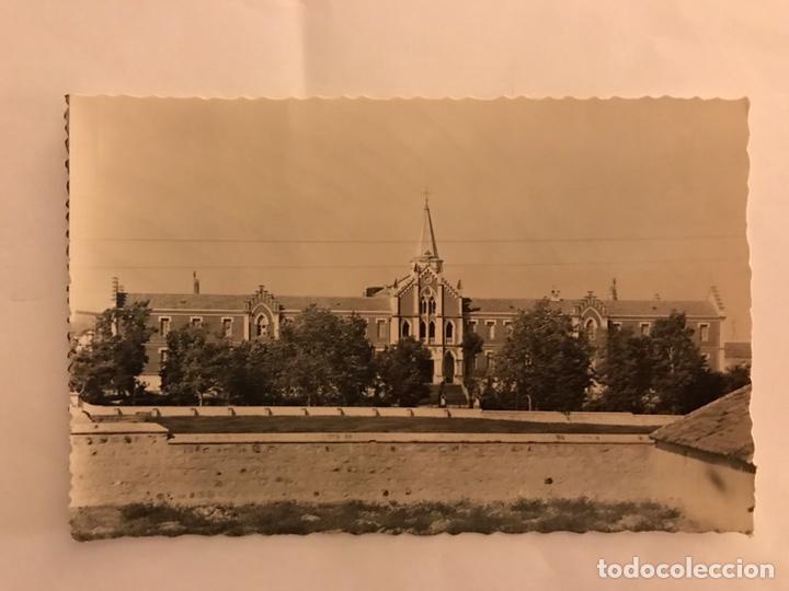 LINARES (JAÉN) POSTAL NO. 105 HOSPITAL... EDITA: EDICIONES ARRIBAS (H.1950? (Postales - España - Andalucia Moderna (desde 1.940))