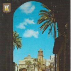 Postales: (1115) CADIZ. ARCO DE LA ROSA. Lote 132154662