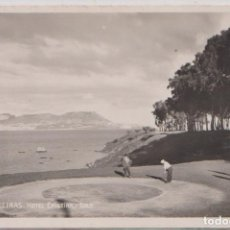 Postales: ALGECIRAS (CADIZ) - HOTEL CRISTINA - GOLF. Lote 132532446