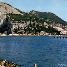 Postales: ALGECIRAS – CADIZ – 42.- PEÑON DE GIBRALTAR – SUBIRATS CASANOVAS – 1967 – SIN CIRCULAR. Lote 132596830