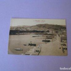 Cartoline: POSTAL DE MÁLAGA. PUERTO. ED. L. ROISIN. SIN CIRCULAR.. Lote 132820762