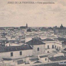 Postales: JEREZ DE LA FRONTERA (CADIZ) - VISTA PANORAMICA. Lote 132895790