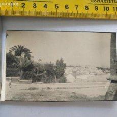 Postales: FOTOGRAFIA ORIGINAL ARCHIVO CADIZ ENRIQUE MOVELLAN PRUEBA PARA TARJETA POSTAL - . Lote 132930346