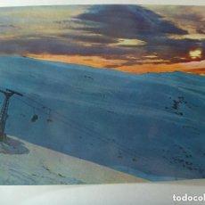 Postales: POSTAL DE GRANADA : SIERRA NEVADA. Lote 132967150