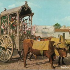 Postales: HUELVA Nº 1327 ROMERIA DEL ROCIO .- ESCUDO DE ORO / SUBIRATS . Lote 132977746